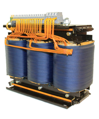 Control Transformer Manufacturer, Single Phase Transformer India